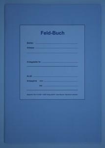 Das Feldbuch für Baden-Württemberg