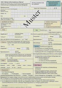 Ab 2018 gelten nur noch die neuen NID-Formulare